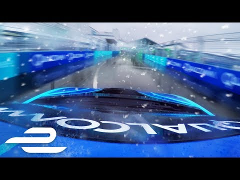 WET Track Guide: NEW NYC Circuit In The BMW i8 Qualcomm Safety Car! - Formula E