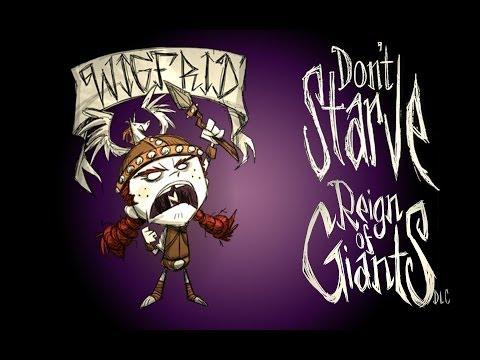 Don't Starve Reign of Giants - Megint tél?