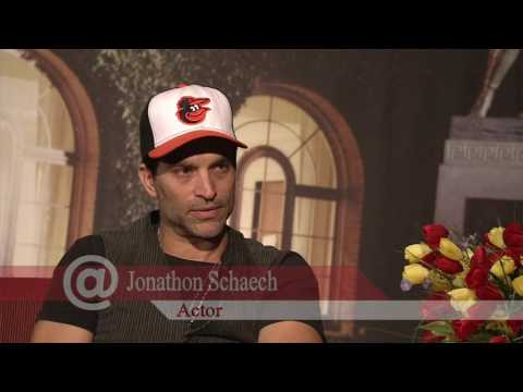Chat with Actor Johnathon Schaech  part 1