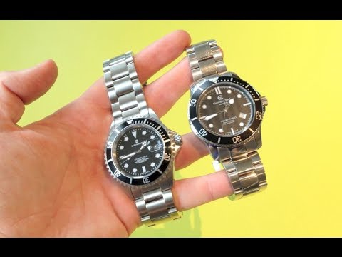 Christopher Ward C60 & Steinhart Ocean 1 Watch Comparison Review