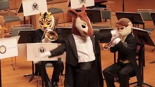 『2015ズーラシアンブラスジルベスター音楽祭』DVD収録映像 2015年12月3...