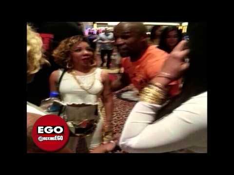 "Floyd Mayweather Jr vs. TI Rapper ""CONTROL YO BITCH"" (ORIGINAL VIDEO)"