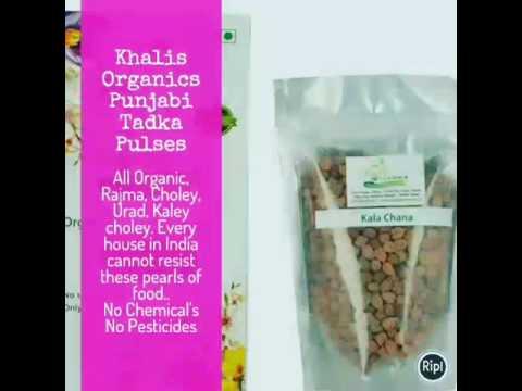 Organic Pulses, Pearls of Health