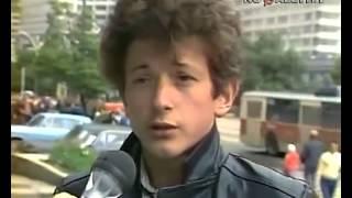 Павел Воля в молодости 1986г )
