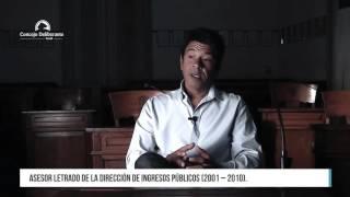 HCD Tandil concejal Gabriel Bayerque