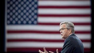 Despierta que ya es hora: Jeb Bush. Familias de Poder