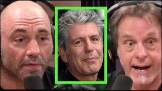 Joe Rogan & Ted Nugent on Hunting with Anthony Bourdain
