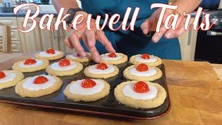REAL Bakewell Tarts - Suzie Lee Cooks