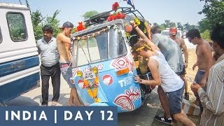 A TOUGH DAY | DAY 12 INDIA ADVENTURE