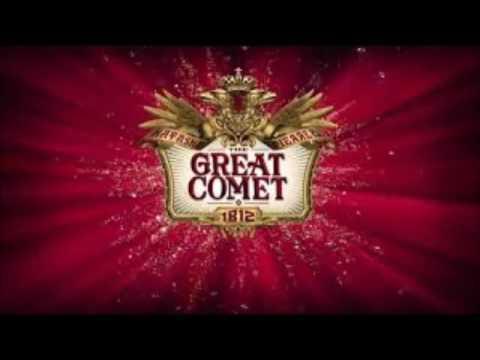 8.  Natasha and Anatole - The Great Comet