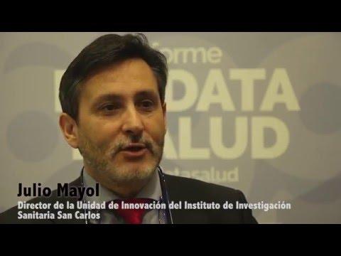 Presentación del Informe Big Data y Salud