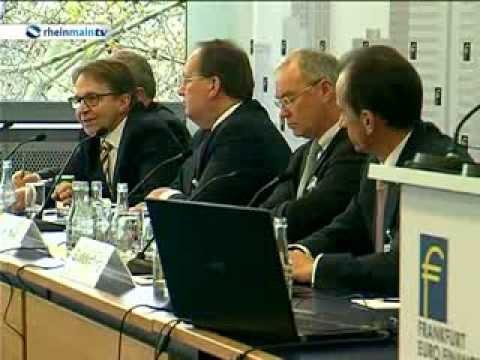 """Frankfurt Euro Finance Week"" eröffnet"