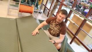Самонадувающийся туристический коврик Splav «Camp 3.8 v.2» | 3400руб. ($51)