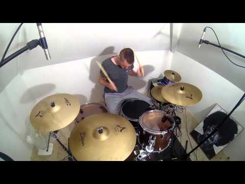 Muse - Time Is Running Out (Drum Cover)