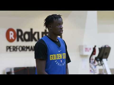 Warriors All-Access: 2018 Draft Workouts