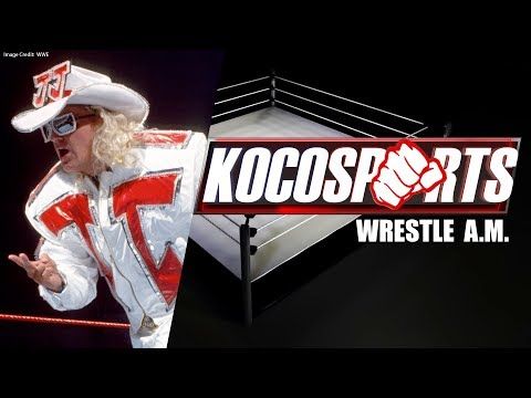 Wrestle AM: Jarrett into the WWE HOF, Lucha Underground Season 4, Io Shirai training for WWE