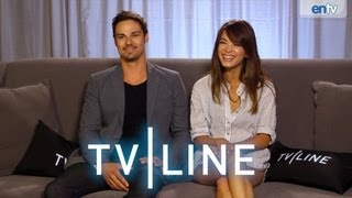 """Beauty and the Beast"" Stars Preview Season 2 - Comic-Con 2013 - TVLine"