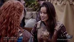 Merida Meets Mulan - Once Upon A Time