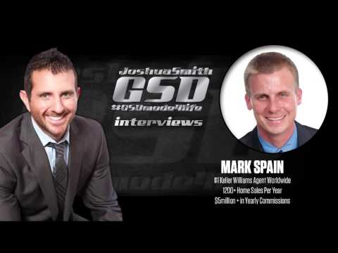 Top Realtor Interview with Mark Spain 1200 Yearly Home Sales….