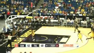 Game Recap: San Antonio Silver Stars vs Tulsa Shock