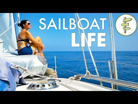 5 Years Living on a Sailboat - Couple Shares Ups & Downs of a Liveaboard Life