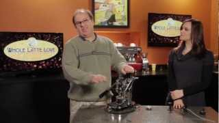 Ла Павоні ЕКП-8 ручний важіль еспресо-машина: що заварювати #43
