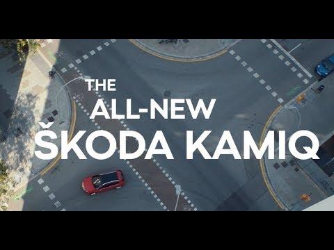 ŠKODA KAMIQ WALKTHROUGH