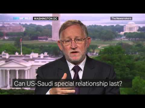 The Newsmakers: Interview with former US Ambassador to Saudi Arabia James Smith