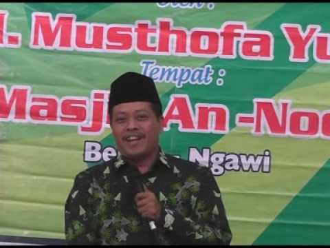 Seni Baca Al-Qur'an bersama Ustadz KH. Mustofa Yusuf Kab. Ngawi