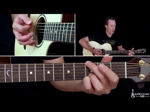 Tom Petty and The Heartbreakers - I Won't Back Down Guitar Chords Lesson