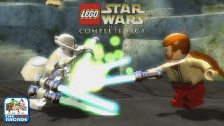 LEGO Star Wars: The Complete Saga - Greetings General Grievous (Xbox 360/Xbox One Gameplay)