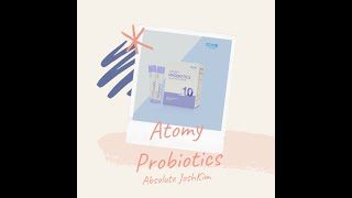 Atomy Probiotics (New Updated Product) | No Worries To Your Gut And Iinstestine Forever With Atomy