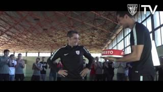 Valverderen ezustea / Sorpresa para Valverde