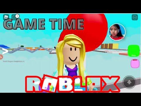 GAME TIME E01: ROBLOX Mega Easy Obby thumbnail