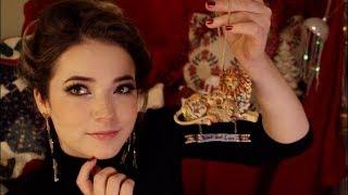 ASMR Holiday Trinkets Show & Tell