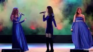 Диана и вокальная студия Аккорд   Çумӑр(КОНЦЕРТ ЧУВАШСКОЙ ЭСТРАДЫ)