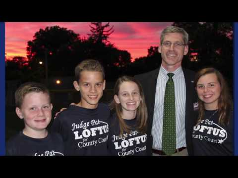 Message from Pat Loftus for Rockland County Court