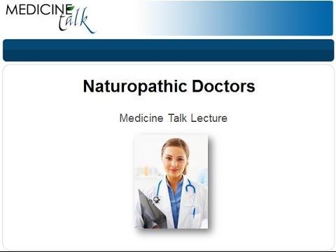 Naturopathic Doctors