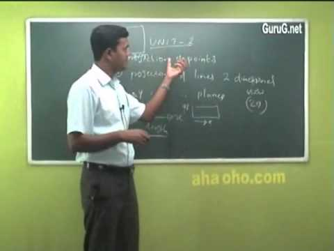 Unit-2 Introduction to Engineering Drawing - Engineering Graphics