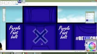 ROBLOX - PurpleFastbolt's Proof of Designing
