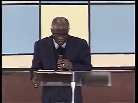 """Unity: In the Home, the Church and the Nation"" by Bishop Peter Morgan Ghana 2013"