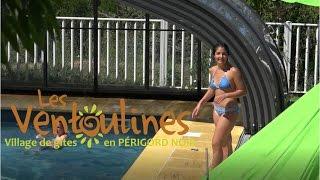 Les Ventoulines. Village de vacances dans le Périgord noir à Domme