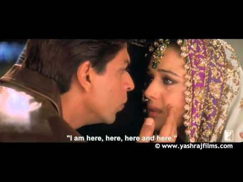 ▶ Main Yahaan Hoon With Lyrics   Eng Sub   Veer Zaara 2004   Full Video Song 1080p BluRay HD   YouTu
