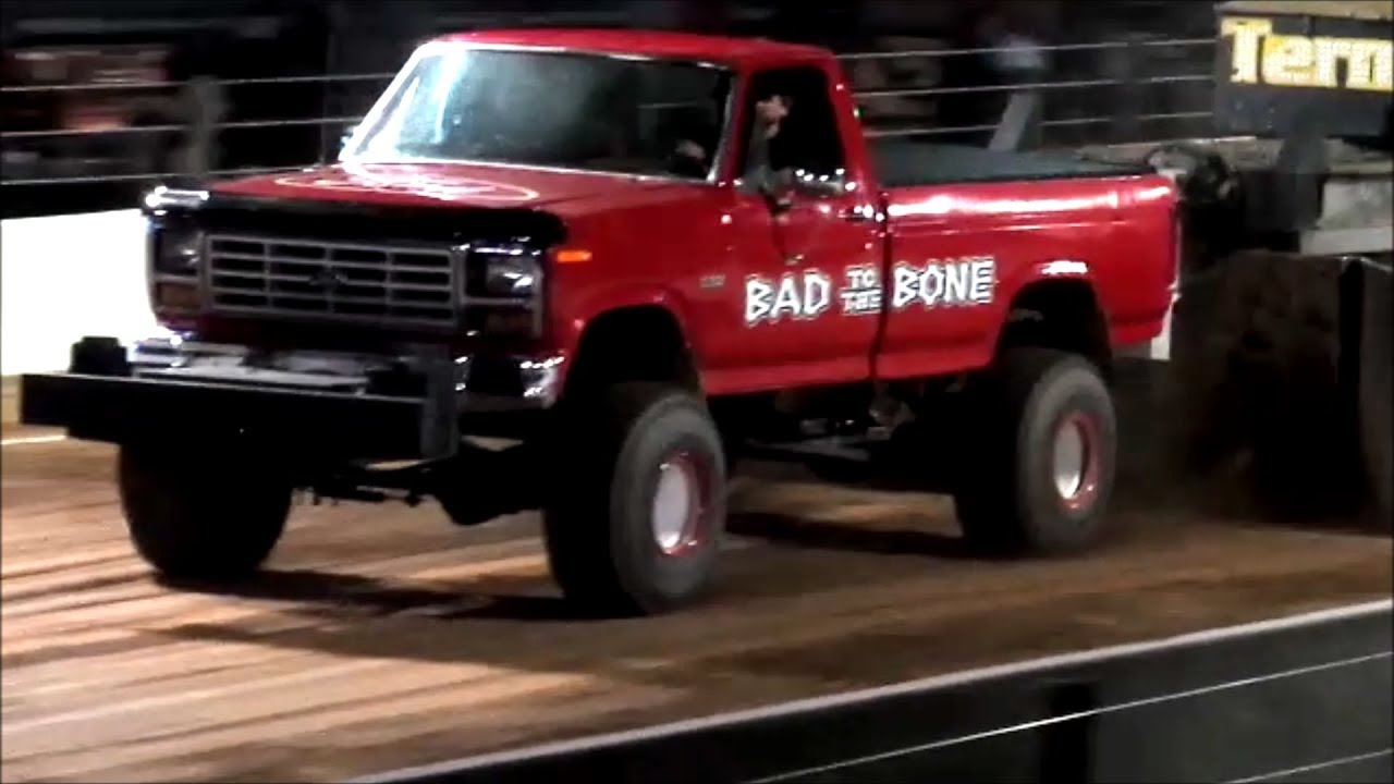 BEAVER SPRINGS FAIR/ 4X4 TRUCK PULLS /CLASS 5 & 6 Great classes to watch
