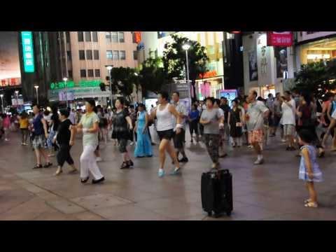 Shanghai dance