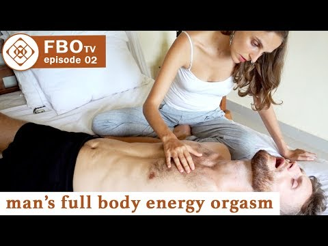 POWER OF FULL BODY ORGASM - ENERGY ORGASM / Sasha Cobra / FBO TV #2