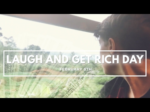 #39 LAUGH AND GET RICH DAY
