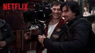 O ÚLTIMO GUARDIÃO: Bastidores | Netflix