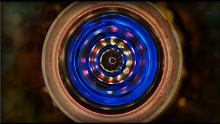 "Cymatics of 432Hz Live Sound Transmission | ""Secret Fire"""