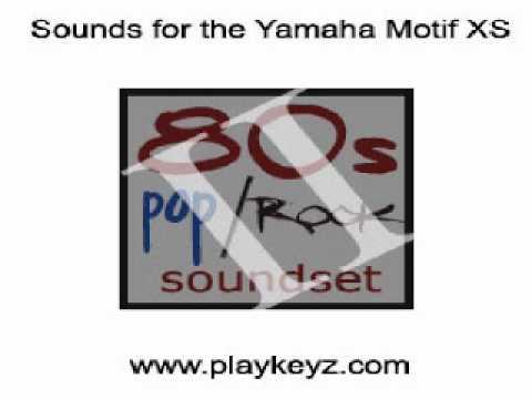 Damaged Yamaha Motif Xf